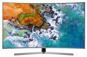 "SAMSUNG 49"" UE49NU7672 LED ULTRA HD LCD TV prohnutá"
