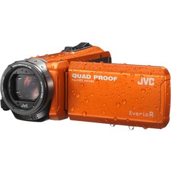 JVC GZ-R405D FULL HD VODOTĚSNÁ KAMERA