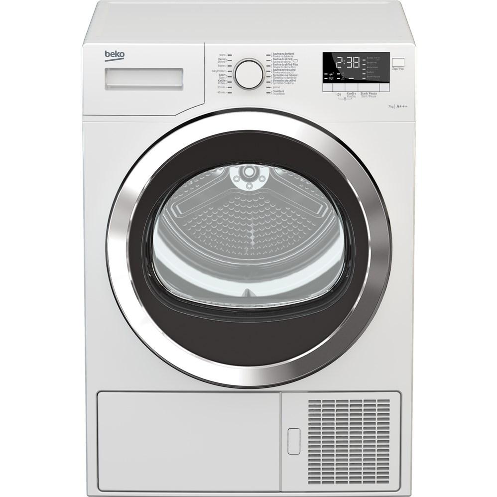 BEKO DS 7533CSRX1 sušička prádla