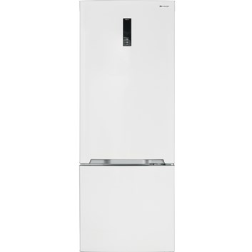 SHARP SJ BA24IEXW2 lednice s mrazákem