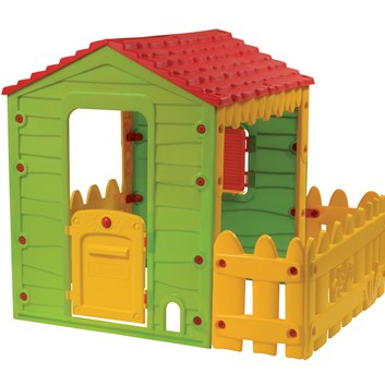 BUDDY TOYS BOT 1170 Domeček FARM s plotem