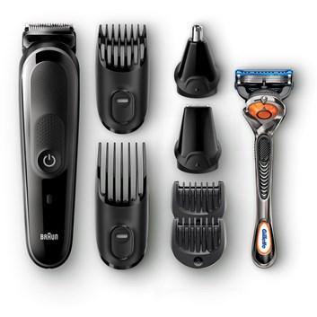 BRAUN MGK 5060 zastřihovač vlasů a vousů 8v1
