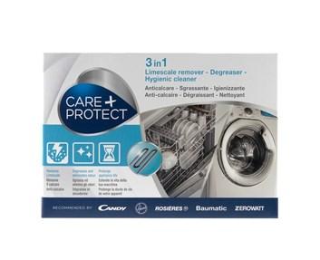 CANDY CDP1012 3 v 1 odstraňovač vodního kamene, odmašťovač a dezinfekční přípravek pro pračky a myčky nádobí