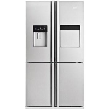 BEKO GNE 134631 X americká chladnička
