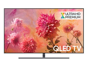 "SAMSUNG 65"" QE65Q9FN QLED ULTRA HD LCD televize"