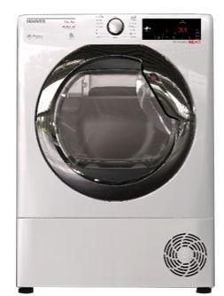 HOOVER DXW4 H7A1CTEX-S slim sušička prádla - AKCE