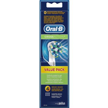 ORAL-B EB 50-4 CROSS ACTION