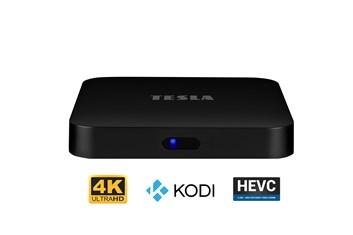 TESLA MEDIABOX QX4 - 4K HDR multimediální přehrávač