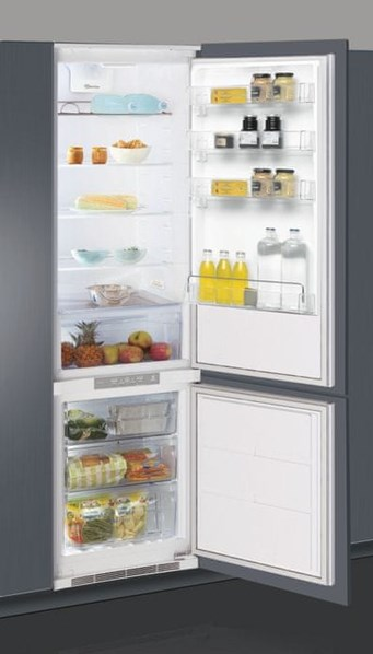 WHIRLPOOL ART 9620 A+ NF vestavná chladnička