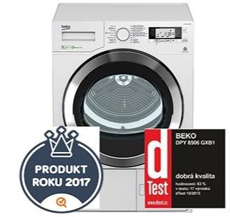 BEKO DPY 8506 GXB1 sušička prádla AKCE
