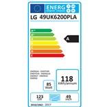 LG 49UK6200 LED ULTRA HD LCD TV