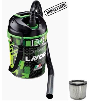 LAVOR FREE VAC 1.0 - akumulátorový vysavač s hepa filtrem na popel