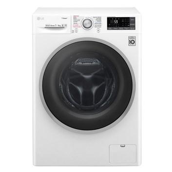 LG F72J7HG1W slim pračka se sušičkou - AKCE