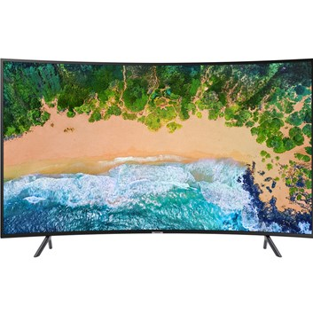 "SAMSUNG 65"" UE65NU7372 LED ULTRA HD LCD TV prohnutá"
