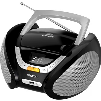 SENCOR SPT 2320 rádio s CD/MP3/USB/BT