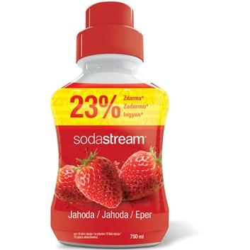 SODASTREAM Sirup Jahoda 750 ml