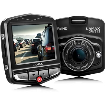LAMAX DRIVE C3 FullHD kamera do auta