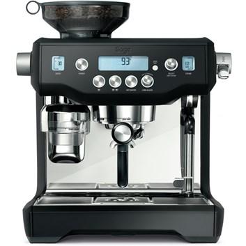 SAGE BES980BTR Espresso Black Truffle