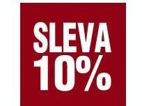 Slevový kupon Zahrada 10 %