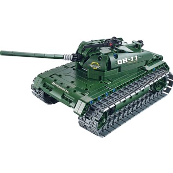 BUDDY TOYS BCS 2001 RC Tank na dálkové ovládání