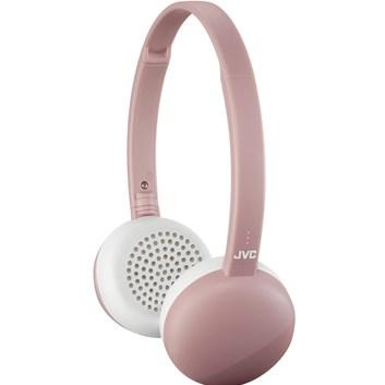 JVC HA-S20BT P růžová bluetooth sluchátka