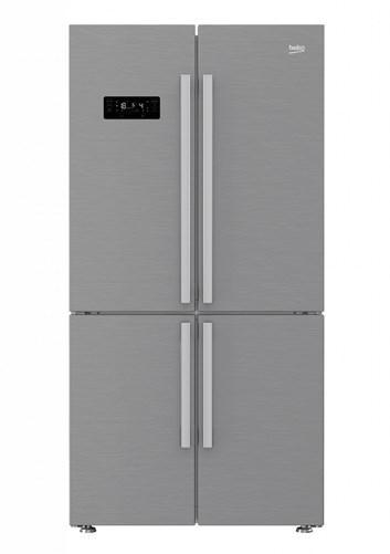 BEKO GN 1416221 JX americká chladnička