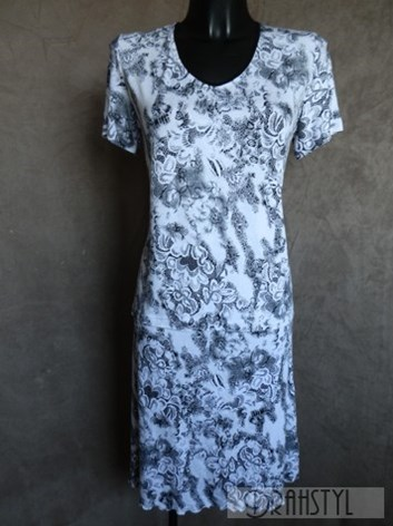 Šaty pro matky na svatbu BAČA- bílé