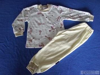 Dětské pyžamo- školkové děti 98.104.110.116