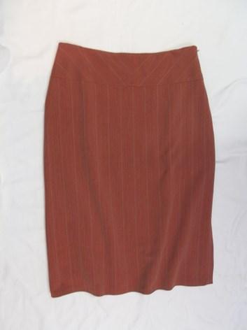 Dámská podzimní sukně s  podšívkou 42,44