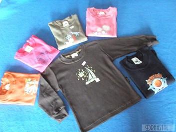 Tričko dětské Haga 92,98,104,110,116