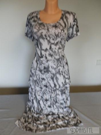 Dvojdílné šaty HANA - na svatbu, nebo jen tak