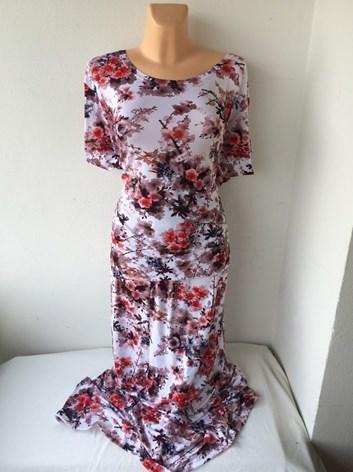 Kostým šaty pro svatební matky dvojdílné KLOTYLDA