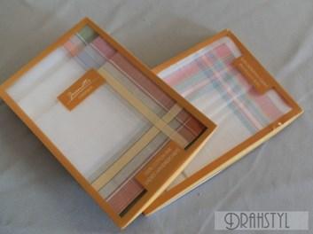 Kapesník dámský 3ks v krabičce