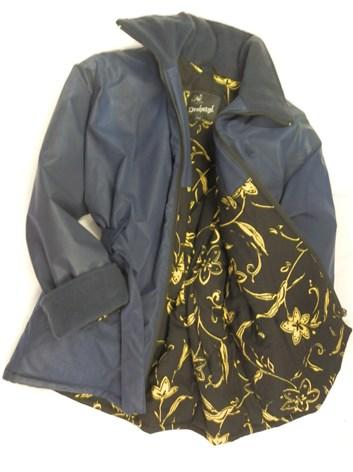 Dívčí zimní kabát 146,152