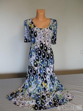 Dvojdílné šaty ADRIANA