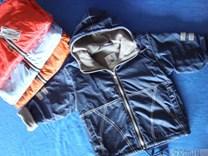 Dětská bunda s teplou podšívkou 92,98,104,110