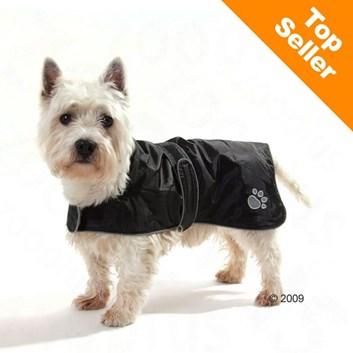 Psí kabátek zateplený