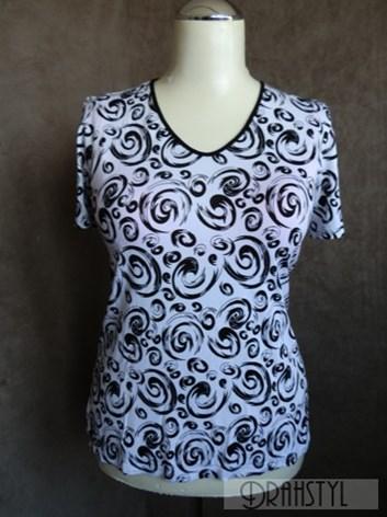 Dvoudílné šaty GITTA