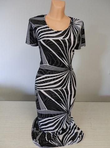 Společenské šaty ČETRA