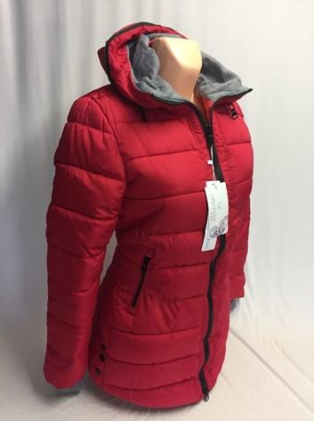 Prodloužená bunda - kabátek JARA