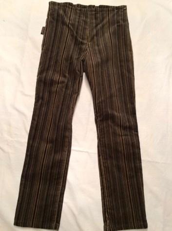 Dívčí elastické kalhoty JANA  122-164
