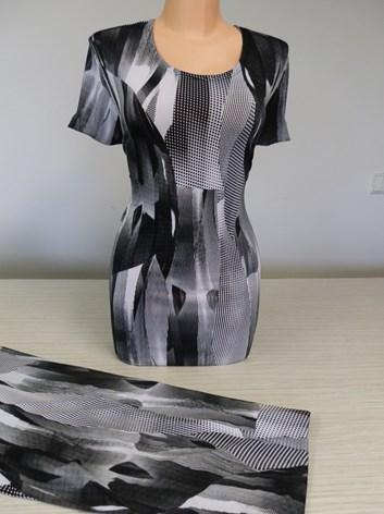 Dámský kostým halena a sukně ASA