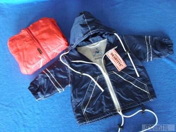 Dětská jarní bunda s bavlnou 80,86,104,110,116