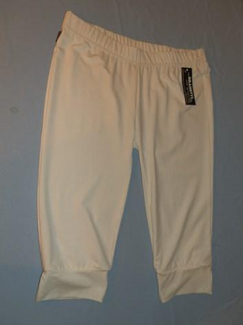 Dámské kapri kalhoty s manžetou