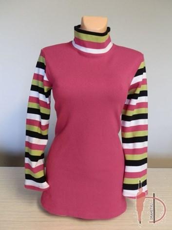 Růžový svetr  MANKA