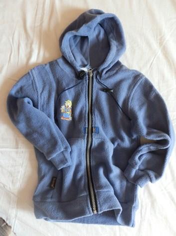 Mikina s kapucí 110-128