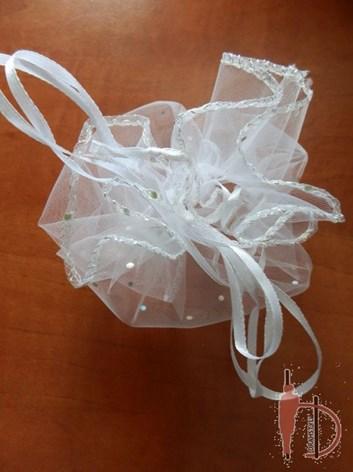 Dekorativní pytlíček  na cokoli i svatební