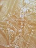 Riflová látka s potiskem- metráž à 10 cm