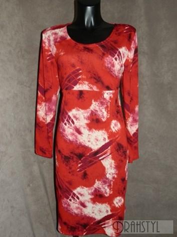 Šaty KARMINA podzimní 42, 44,46