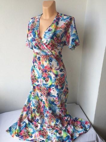 Šaty na svatbu pro svatební matky EMA